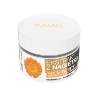 Vollare Face Cream Anti-Wrinkle- Calendula 50ml - Αντιριτιδική Κρέμα Προσώπου Vollare Calendula-50ml