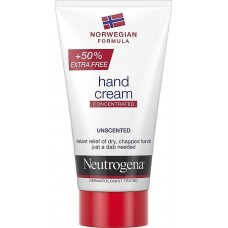 Neutrogena Hand Cream75ml +50% extra free