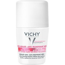 Vichy Deodorant Ideal Finish Deo Antitranspirante 48h 50ml