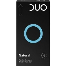 Duo premium natural 6 Pieces